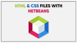 How to open HTML & CSS with Netbeans