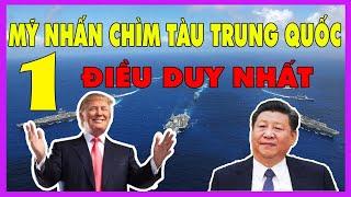 2-4-2020 Mỹ Nhấn chìm tàu Trung Quốc chỉ cần 1 điều duy nhất