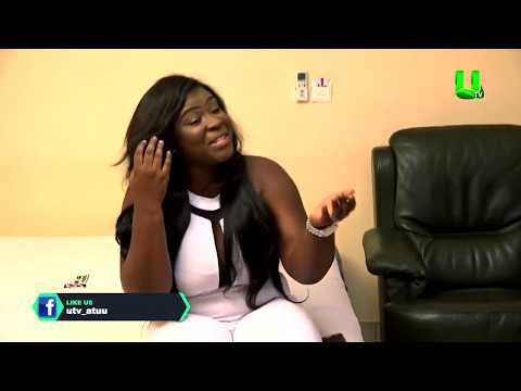 Actress Maame Serwaa on #ATUU with Abeiku Santana