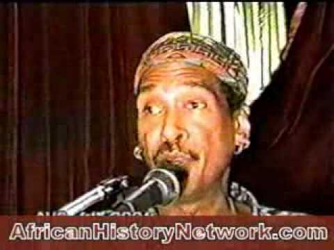 Sex And Race - Moorish History And Geography - Part 1: Dr. Booker T Coleman - Kaba Hiawatha Kamene