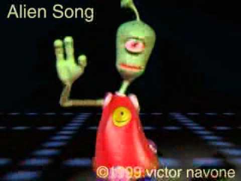 Alien Karaoke - I will survive