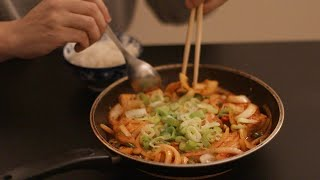 지옥에서 올라온 감자두부조림 I 캐나다에서 먹는 한국요…