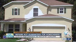 KB Home settlement with Attorney General shines light on Florida's stucco problem