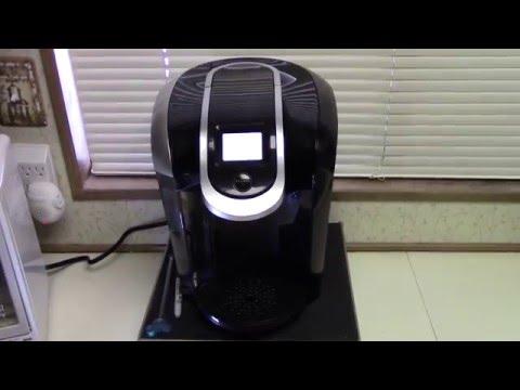 Keurig 2.0 Coffee Maker - Brewing Slow Fix
