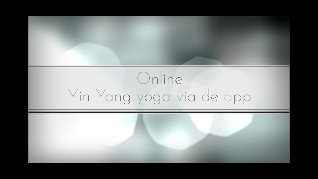 Demo online les Yin yang yoga