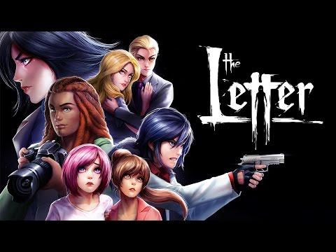 The Letter (Horror Visual Novel) - Animated Opening Trailer