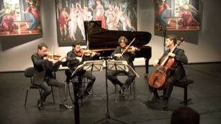 Play String Quartet No. 3 In A Major, Op. 41/3