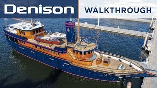 BREAD: 137' Kanter Yacht Tour [Walkthrough]