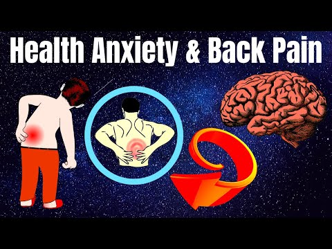 Health Anxiety & Back Pain