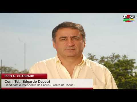 Depetri: Acá Cambiemos está repartiendo la boleta con Cristina