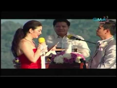 Regine Velasquez & Ogie Alcasid Marriage Vows [HD]