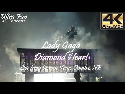 Lady Gaga - Diamond Heart Live from Joanne Tour Omaha, NE