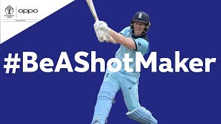 Oppo #BeAShotMaker | England vs Afghanistan - Shot of the Day | ICC Cricket World Cup 2019