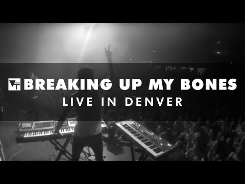 Vinyl Theatre: Breaking Up My Bones [LIVE IN DENVER]