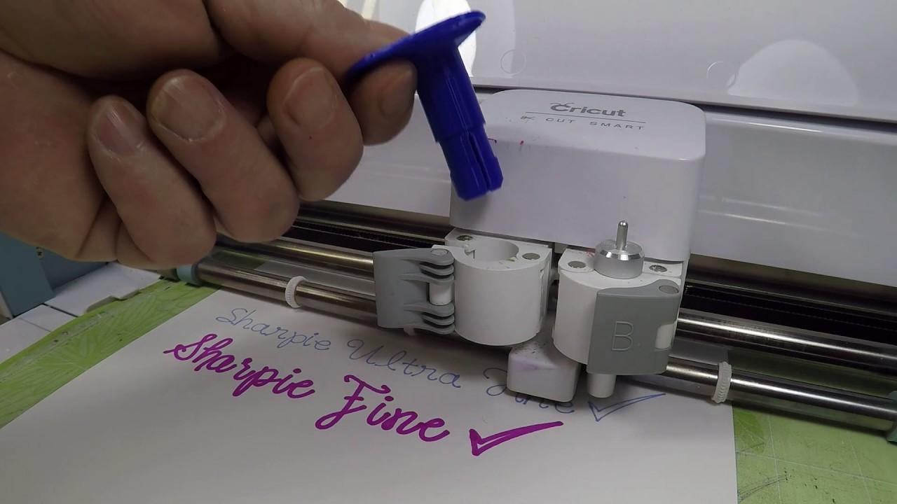 Sharpie Pen Ultimate Cricut Pen Adapter
