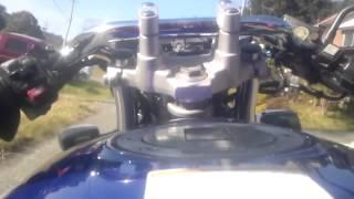 RZ50全開加速!RSヨコタチャンバー