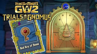 "THE TRIAL KEYS! + REWARD UPDATES - Plants vs Zombies Garden Warfare 2 ""TRIALS OF GNOMUS"""