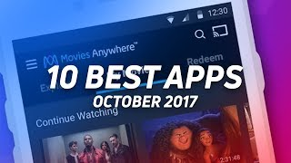 10 best new Android apps from October 2017