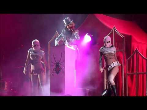 sex metal barbie video