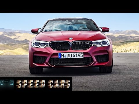 BMW M5 Competition F90 V8 Brutal Acceleration Burnout Drift Launch And Exhaust Sound