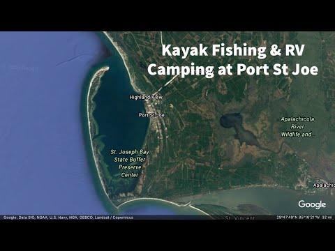 Port St Joe Fishing And Camping Adventure