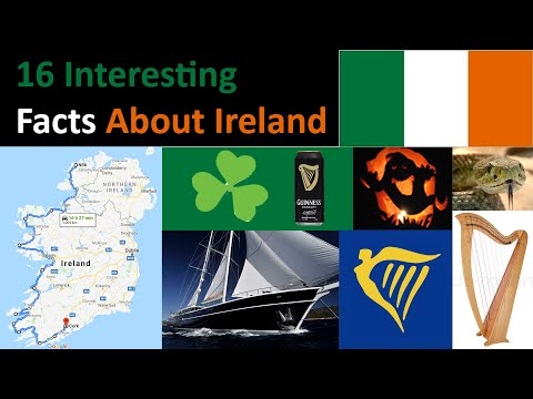 16 interesting facts about Ireland