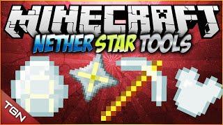 Minecraft 1.7.10   Nether Star Tools MOD   [ dale utilidad a la estrella de nether! ]