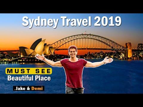 Must See Tourist Places Sydney, Australia 2019