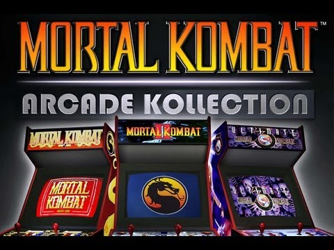 mortal kombat arcade kollection crack