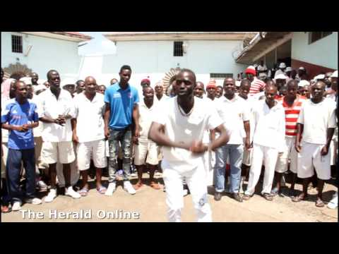 Dynamos players visits Harare Central Prison Inmates 2