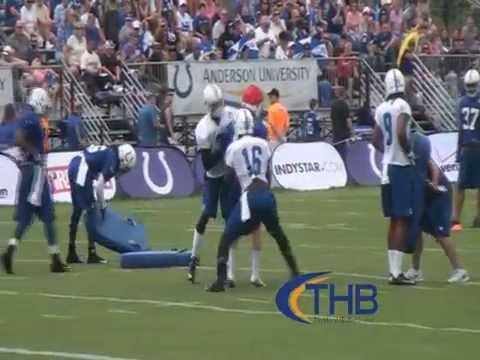 Colts Camp 2014: Day 2