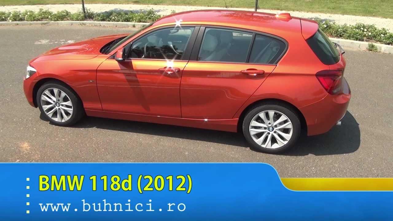 REVIEW-BMW 118d 2012 (www.buhnici.ro)