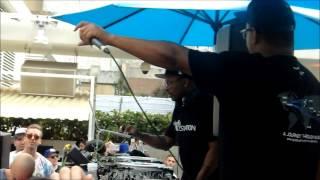 DJ Jazzy Jeff 2013 LIVE (Sydney, AUSTRALIA) Part 1