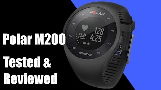 Polar M200 Tested & Reviewed