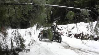 видео Обзор мотоцикла Ural T 2014