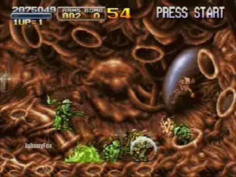 Metal Slug 3 - #10 - Final Mission - Clone Chamber |
