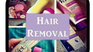 ULTIMATE HAIR REMOVAL PRODUCTS REVIEW