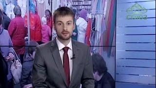 Мощи целителя Пантелеимона в выставочном центре «Урюпинск Православный».