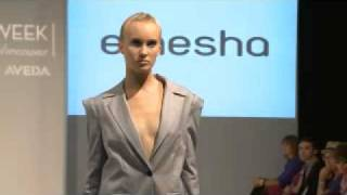 Eco-Fashion Week 2010 Runway trailer