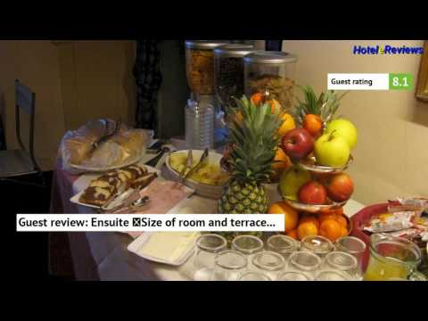 Hotel Enza ** Hotel Review 2017 HD, Florence, Italy