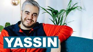 YASSIN über YPSILON, Zynismus, Humor und graue Haare