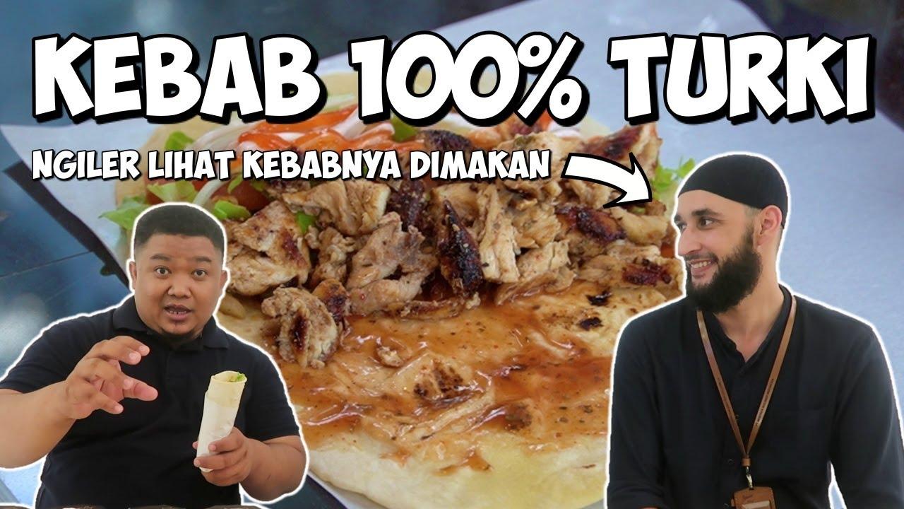 KEBAB BIKINAN ORANG TURKI ASLI - Istanbul Kebab Abi Mustafa