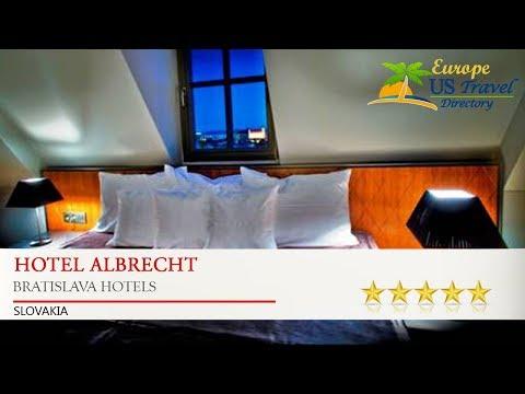 Hotel Albrecht - Bratislava Hotels, Slovakia