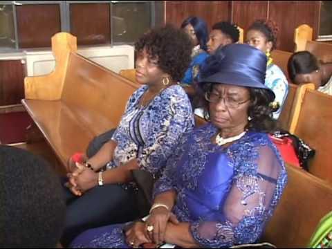 New York Evangelical Presbyterian Church Nyanyui Hame 5Th anniversary