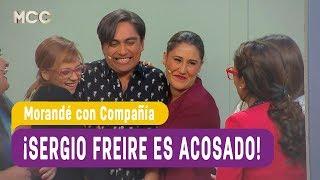 ¡Sergio Freire fue acosado! - Morandé con Compañía 2017