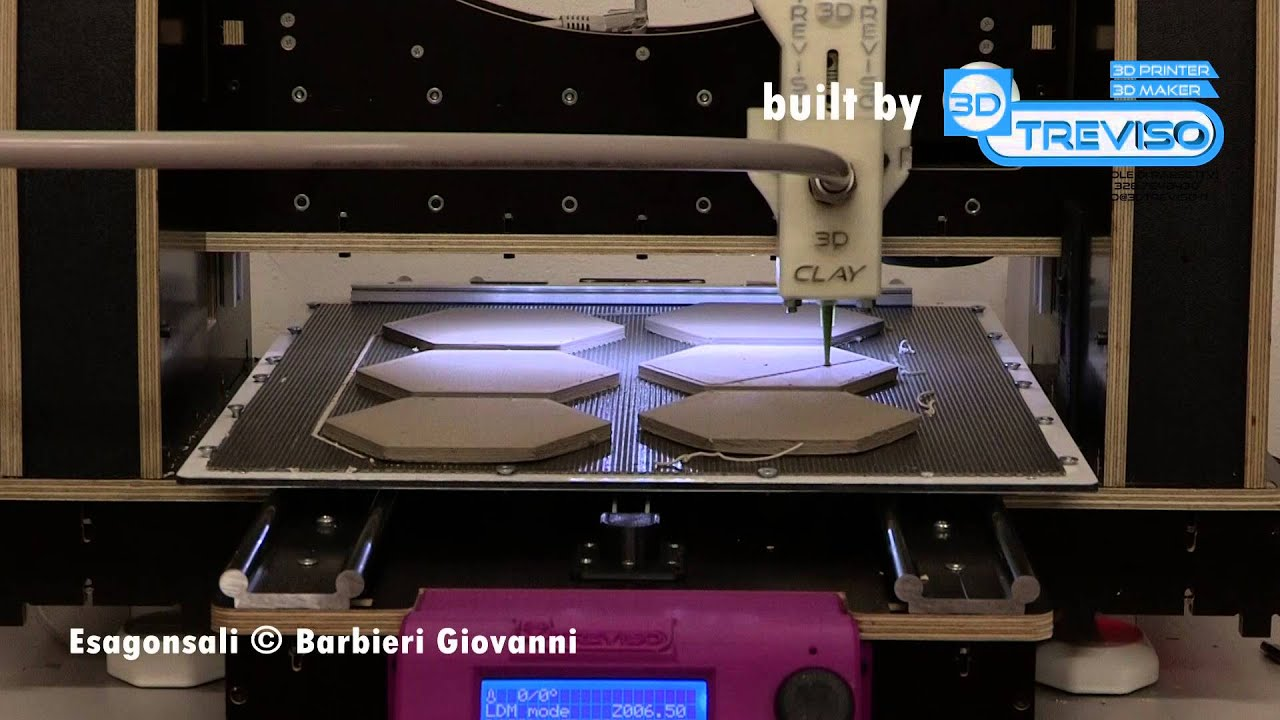 Piastrelle in gres stampate in 3d 3d treviso youtube