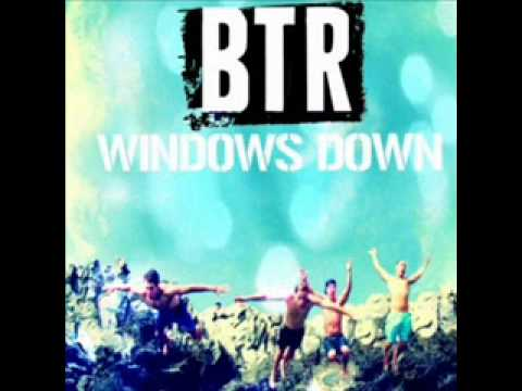 Big Time Rush - Windows Down (Audio)