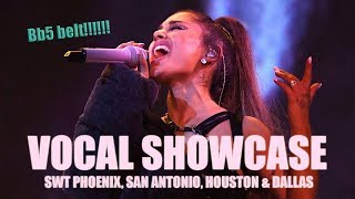 VOCAL SHOWCASE - Ariana Grande: Sweetener Tour Phoenix, San Antonio, Houston & Dallas
