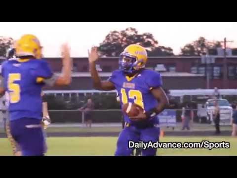 The Daily Advance sports highlights | High School Football | Perquimans at Edenton