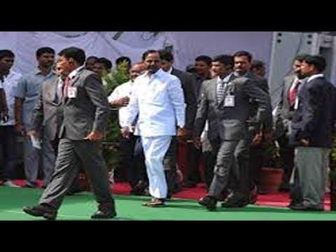 Telangana CM KCR Gets Z+ Category Security || Sakshi TV